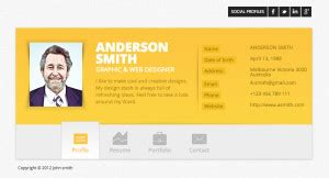 HOW TO: Set Up an Online Resume - Mashable